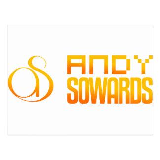 Andy Sowards Brand Postcard