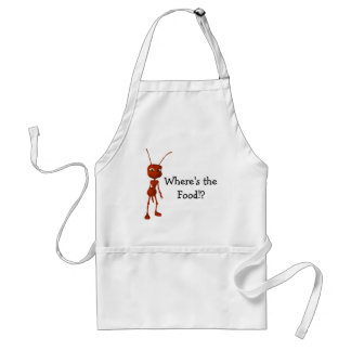 Andy the Ant: Where's the Food? Apron