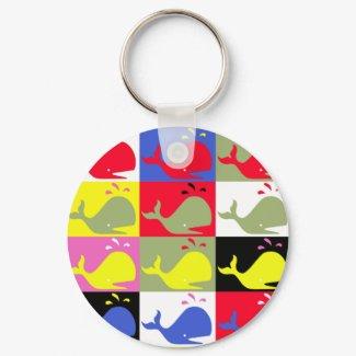 Andy Whale-Hole™_Keychain keychain
