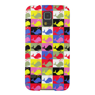 Andy Whale-Hole™_Lots o' whales Case For Galaxy S5