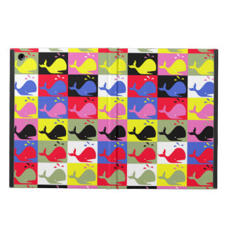 Andy Whale-Hole™_Lots o' whales pattern Case For iPad Air