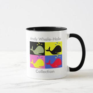 Andy Whale-Hole™_Ringer Mug