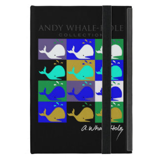 Andy Whale Hole™_splashy shades_personalized Cover For iPad Mini