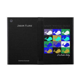 Andy Whale Hole™_splashy shades_personalized iPad Mini Case