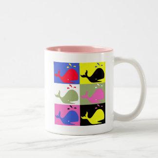 Andy Whale-Hole™_Two-Tone Mugs