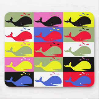 Andy Whale-Hole™_vertical Mousepad