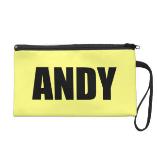 Andy Wristlet