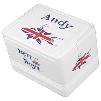 Andy's Brit Boy Cooler