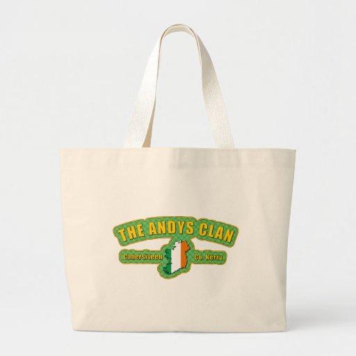 Andys Clan Logo Bag