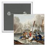 Anécdota en la batalla de Trafalgar Pin Cuadrado