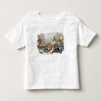 Anecdote at the Battle of Trafalgar Toddler T-shirt