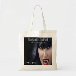 Aneesa Price book Coffin Girls tote Tote Bags