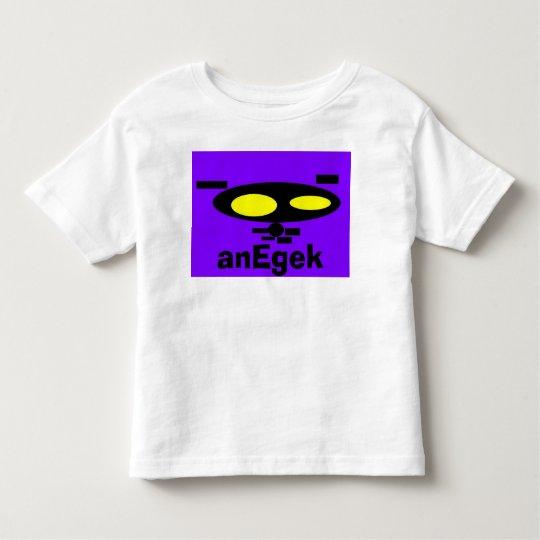 anEgek Toddler T-shirt