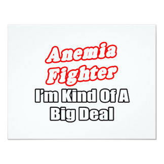 Anemia Fighter...Big Deal Card