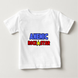 Anemic Rock Star Baby T-Shirt