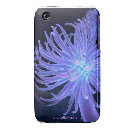 Anémonas iPhone 3 Case-Mate Protectores