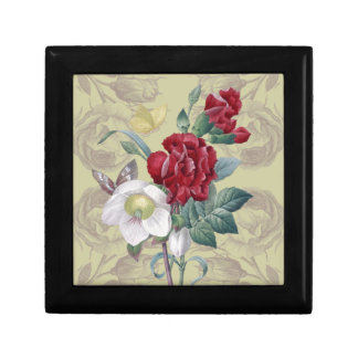 Anemone And Carnation Gift Box