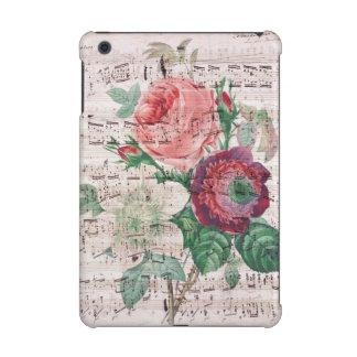Anemone and Music iPad Mini Cover