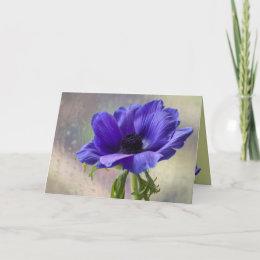 Anemone Card card