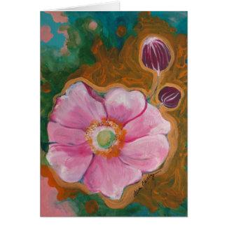 Anemone Card