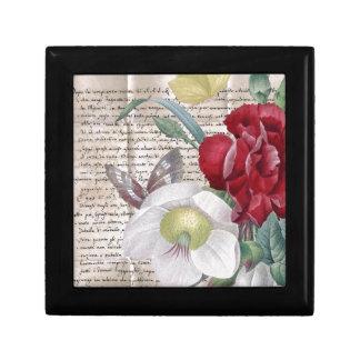Anemone Carnation Love Gift Box