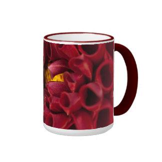 Anemone Dahlia Coffee Mug