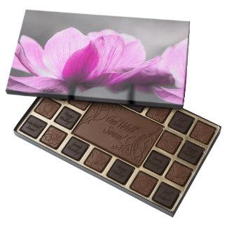 Anemone Flowers Assorted Chocolates