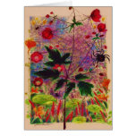 Anemone hupehensis card