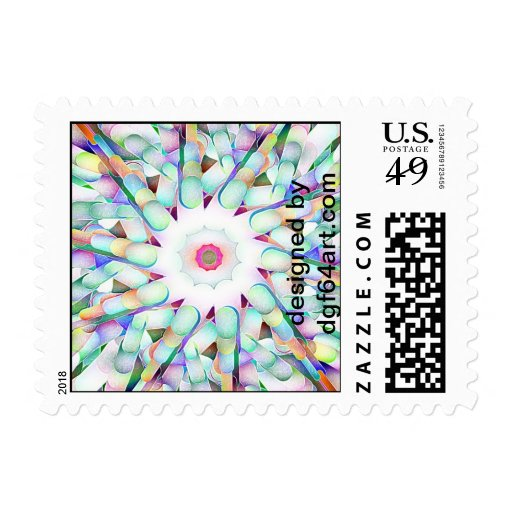 Anemone Inverse Stamps