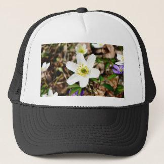Anemone Nemorosa Trucker Hat