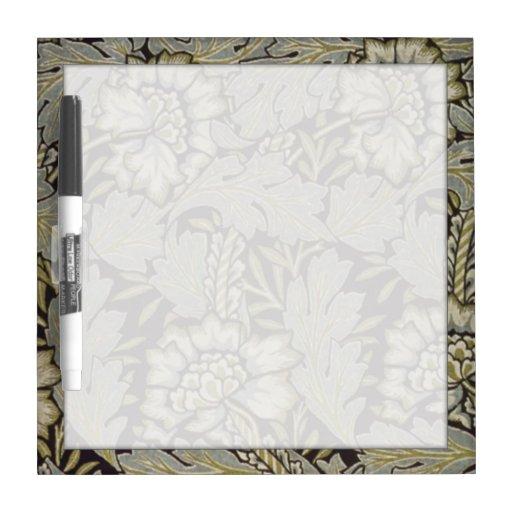 Anemone To Do List - 1876 Morris Eraser Board - 2