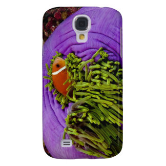 Anemonefish and large anemone galaxy s4 cases