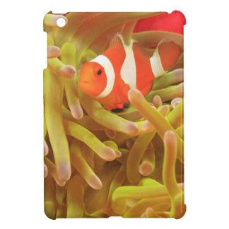 anemonefish on giant indo pacific sea anemone, iPad mini case