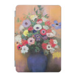 Anemones and lilac in a Blue Vase, after 1912 iPad Mini Cover