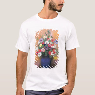 Anemones and lilac in a Blue Vase, after 1912 T-Shirt