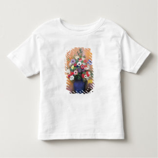 Anemones and lilac in a Blue Vase, after 1912 Toddler T-shirt