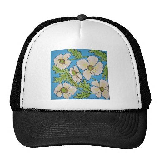 Anemones Hats