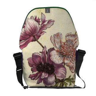 Anemones Messenger Bag