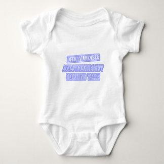 Anesthesiologist Drinking Team Baby Bodysuit
