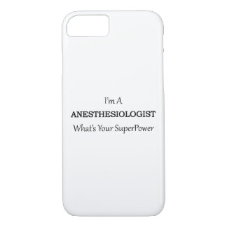 ANESTHESIOLOGIST iPhone 7 CASE