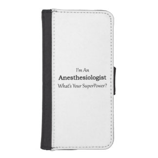 Anesthesiologist iPhone SE/5/5s Wallet