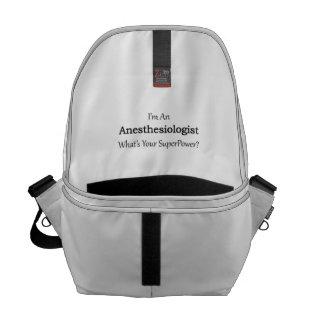 Anesthesiologist Messenger Bag