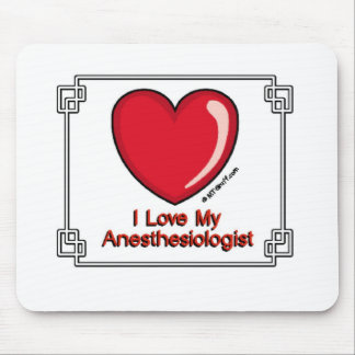 Anesthesiologist Mouse Mat