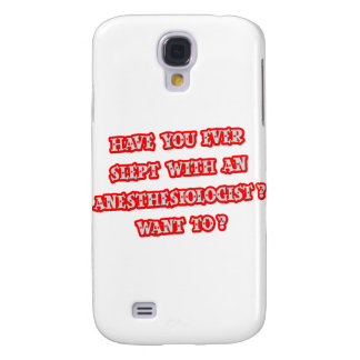 Anesthesiologist Pick-Up Line Samsung Galaxy S4 Cover