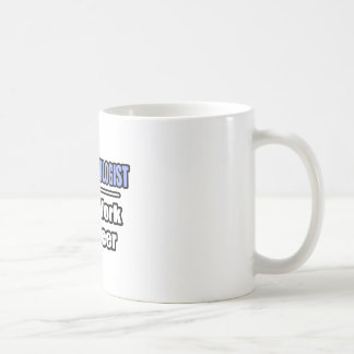 Anesthesiologist...Will Work For Beer Classic White Coffee Mug