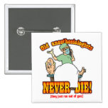 Anesthesiologists 2 Inch Square Button