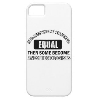 Anesthesiologists designs iPhone SE/5/5s case