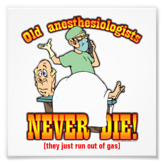 Anesthesiologists Art Photo