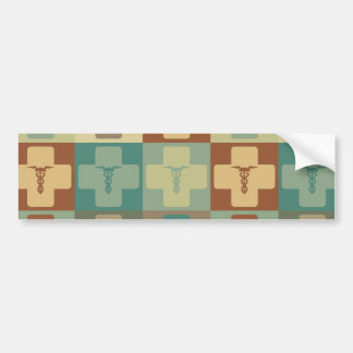 Anesthesiology Pop Art Bumper Stickers