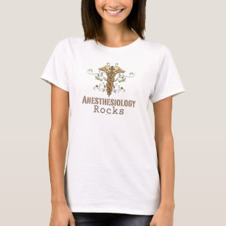 Anesthesiology Rocks Spaghetti Tank Top
